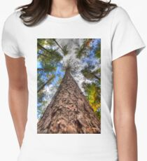 Tall Pine Fitted T-Shirt