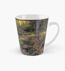 Walkway through the woods Tall Mug