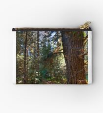 Big pine Zipper Pouch