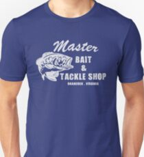 Master Bait and Tackle Shop Unisex T-Shirt