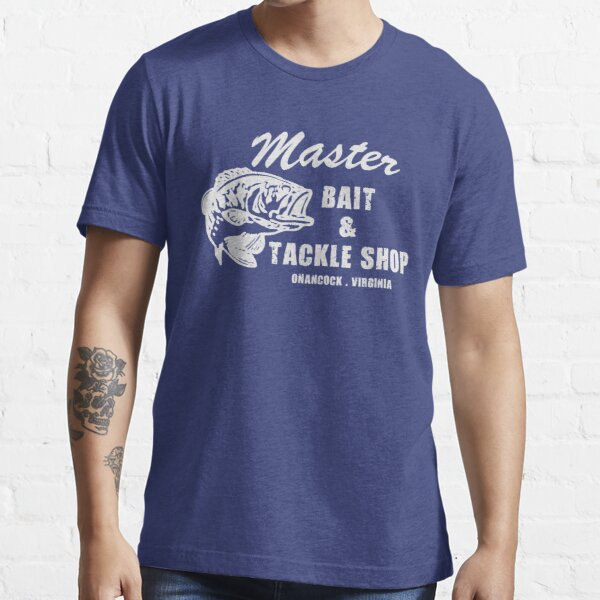 Master Bait and Tackle Shop Essential T-Shirt