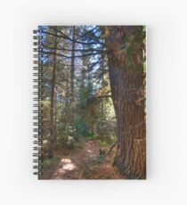 Big pine Spiral Notebook