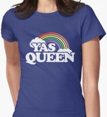 YAS QUEEN Womens Fitted T-Shirt