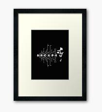 escape Framed Print