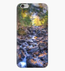 Rocky riverbed iPhone Case