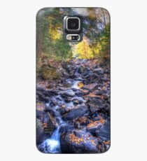 Rocky riverbed Case/Skin for Samsung Galaxy