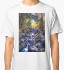 Rocky riverbed Classic T-Shirt