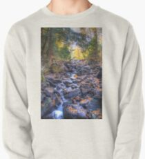 Rocky riverbed Pullover Sweatshirt