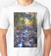 Rocky riverbed Slim Fit T-Shirt