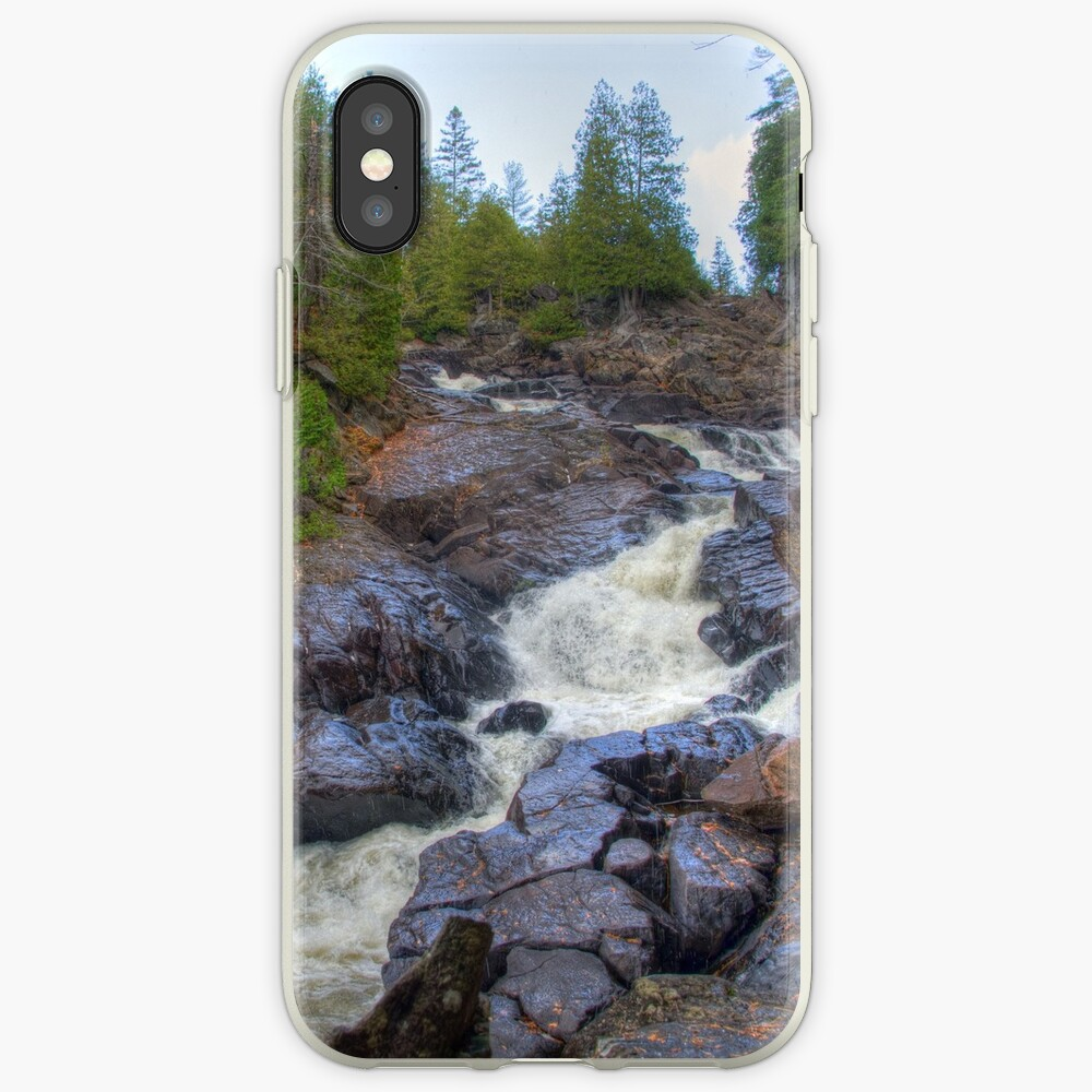 Raging water iPhone Case & Cover