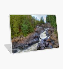 Raging water Laptop Skin