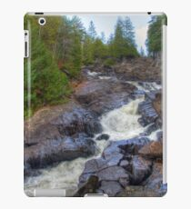 Raging water iPad Case/Skin