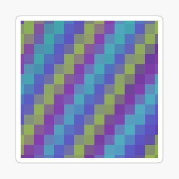 Magical squares Sticker