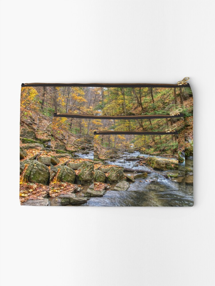Alternate view of Forest river Zipper Pouch