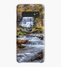 Forest waterfall Case/Skin for Samsung Galaxy