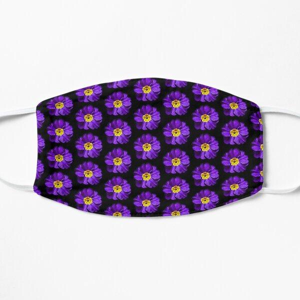 Purple Primula Primrose Oil Painting Style Pattern Gifts Flat Mask