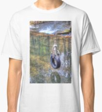Tire swing Classic T-Shirt