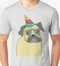Pug Birthday T-Shirt