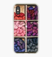 Yarn iPhone Case