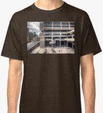 Helen C. White Hall Plaza Classic T-Shirt