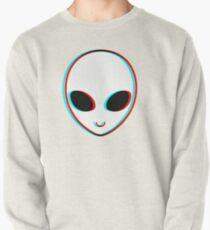 Trippy Alien Sweatshirt