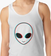 Trippy Alien Tank Top