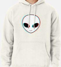 Sudadera con capucha Trippy Alien