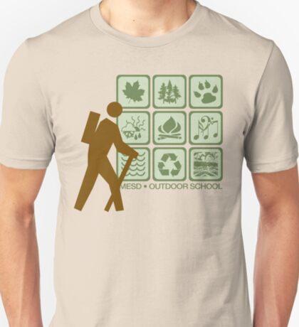 Outdoor School Hiker T-Shirt