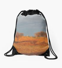 Colours at Dawn - Cameron Corner Drawstring Bag