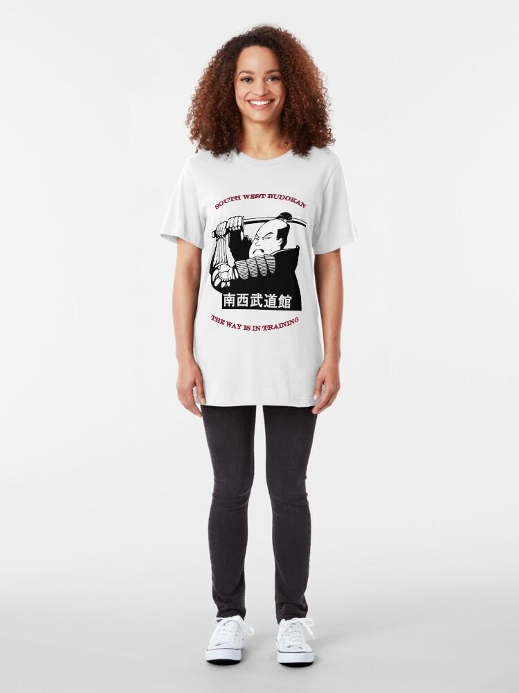 Alternate view of South West Budokan Tee Slim Fit T-Shirt
