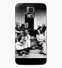 texas chainsaw massacre family Case/Skin for Samsung Galaxy
