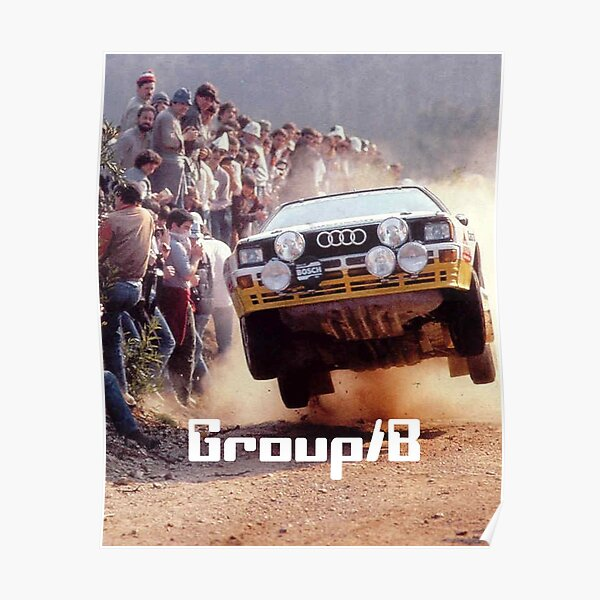 Group/B Poster