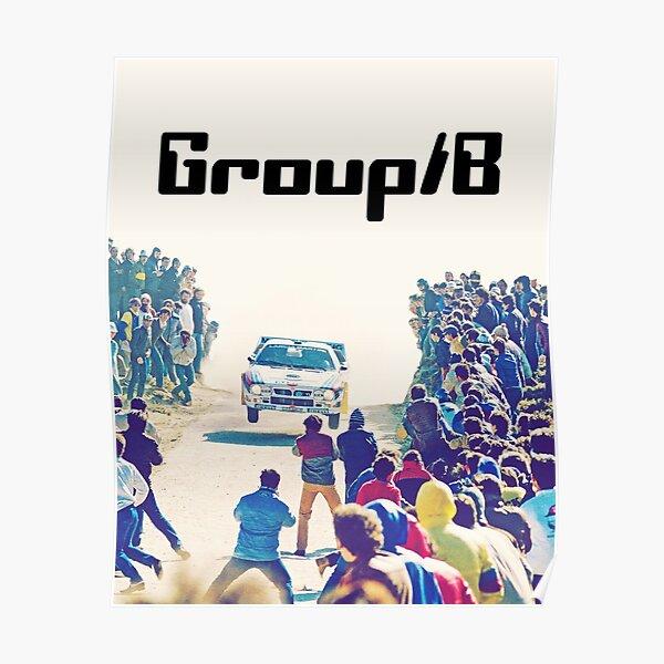 Grupo B 2.0 Póster