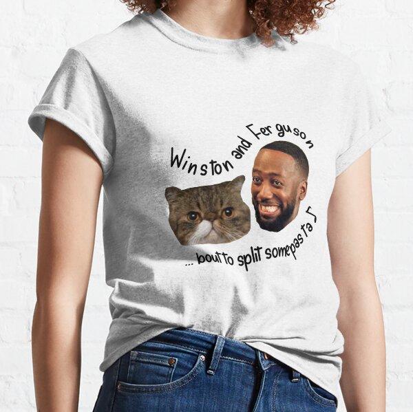 New Girl Winston and Ferguson Classic T-Shirt