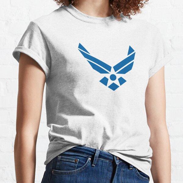 U.S. Air Force Logo Blue Classic T-Shirt
