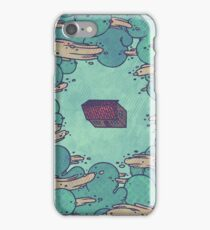 Away from Everyone iPhone Case/Skin