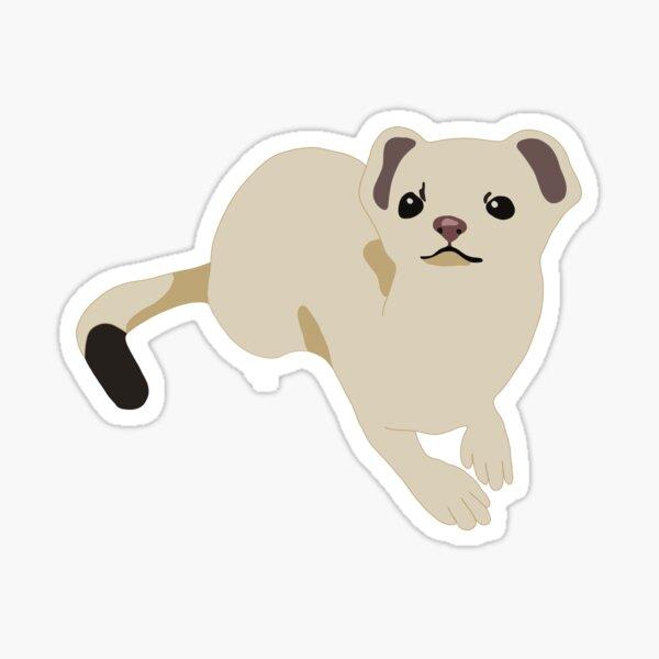 Pan Sticker