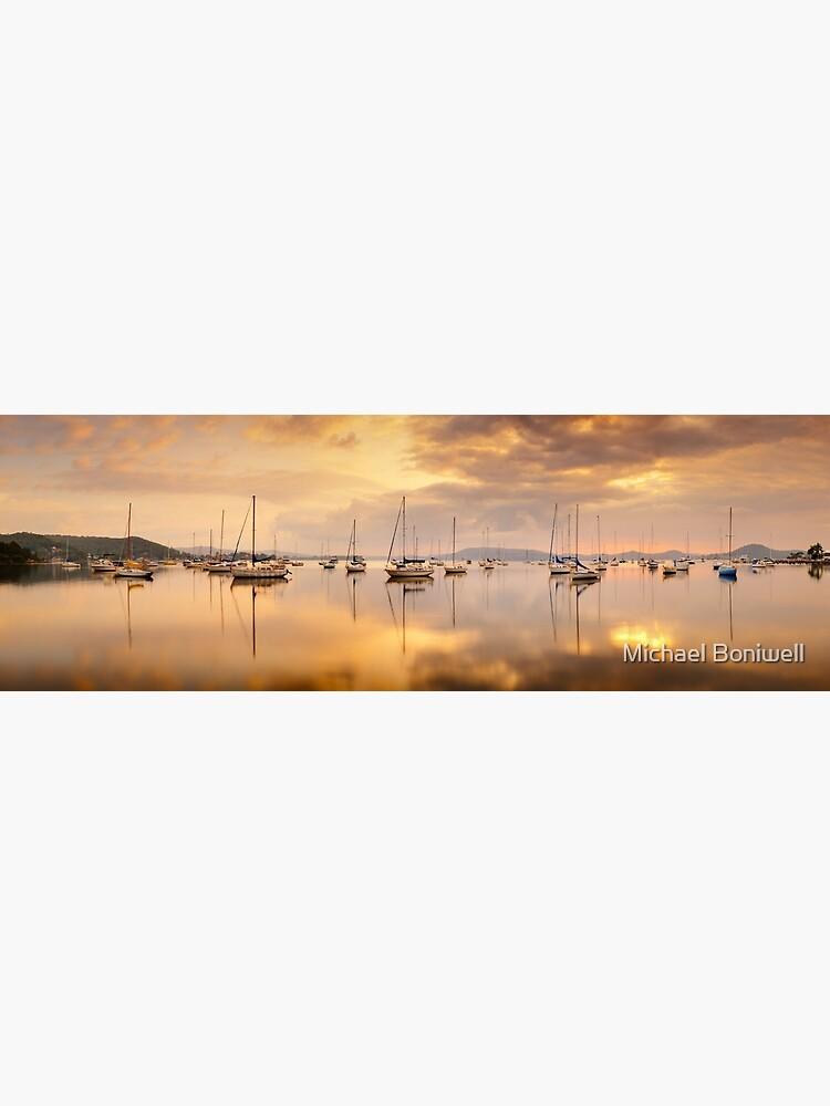 Koolewong Boats, New South Wales, Australia by Chockstone