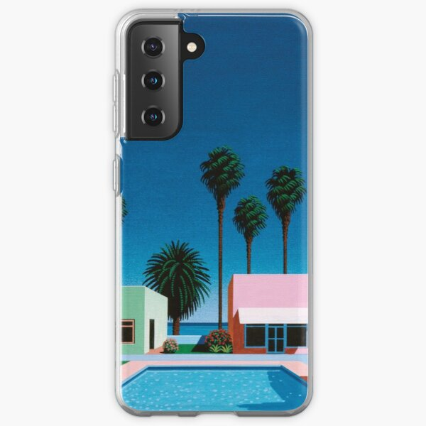 Pacific Breeze Japanese City Pop Aor and Boogie 1976 1986 Samsung Galaxy Soft Case