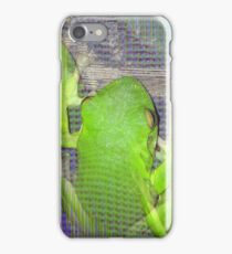 The Real Frogger iPhone Case/Skin