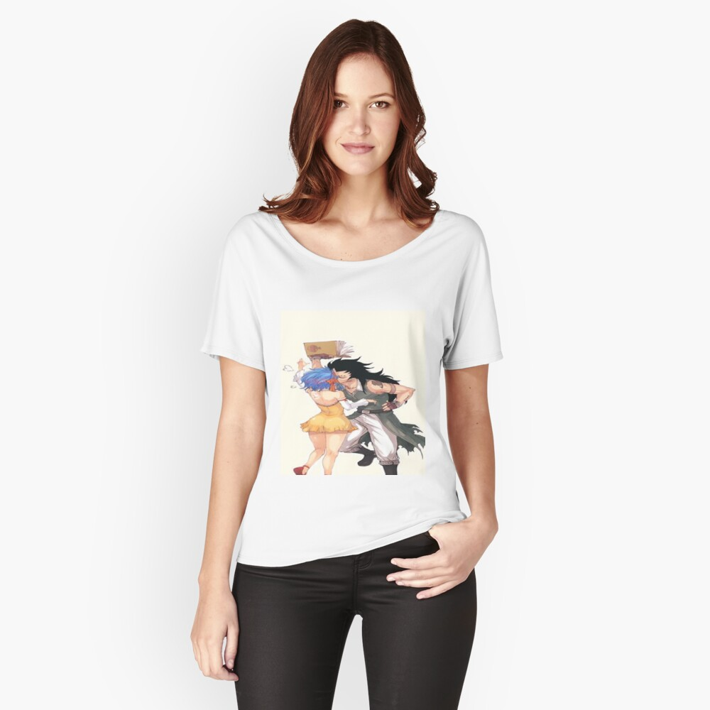 gajeel Loose Fit T-Shirt