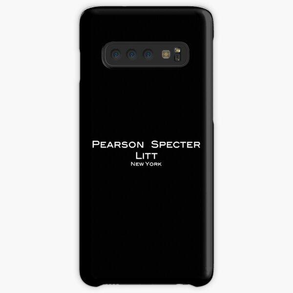 Suits Pearson Specter Litt Logo Samsung Galaxy Snap Case