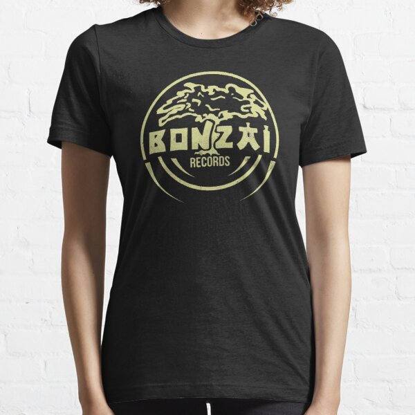 Bonzai Records - Techno Hardcore Essential T-Shirt