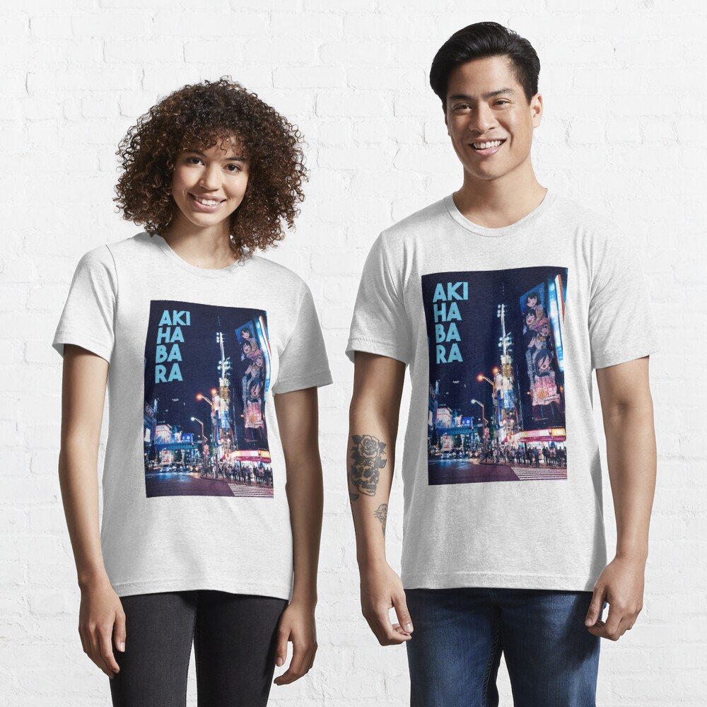 akihabara city Essential T-Shirt