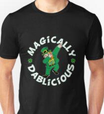 Dab Leprechaun Unisex T-Shirt
