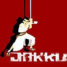 Samurai Jakku by Crocktees
