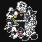 Undertale by Cutesugar