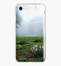 Country-house mystery iPhone Case/Skin