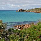Meelup to Castle Rock, Dunsborough in Western Australia. by Leonie Mac Lean