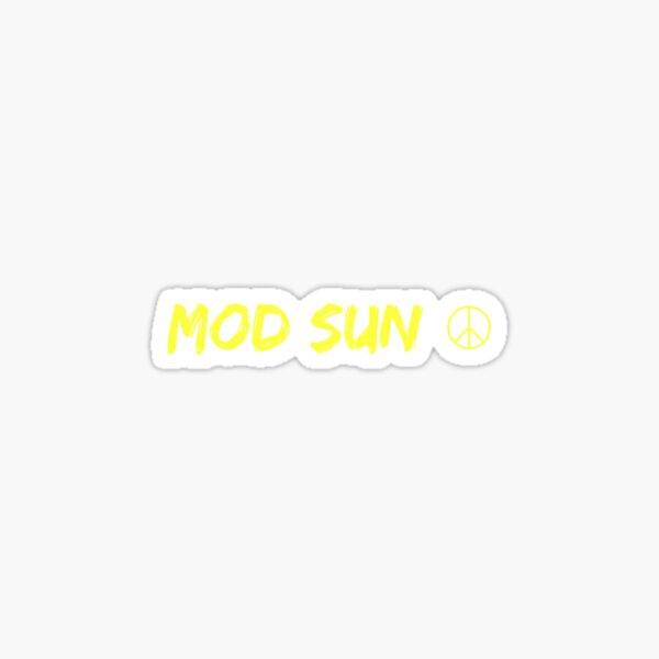 MOD SUN ♡ Sticker